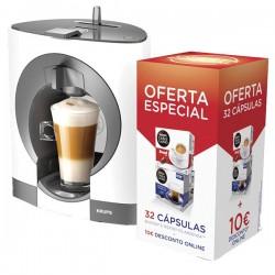 MAQUINA CAFE KRUPS OBLO...