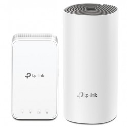ROUTER TP-LINK WIFI MESH DECO E3 AC1200 (PACK 2)